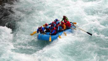 Weekdays Rafting Package @1450