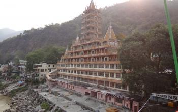 The secrets of mind, body and soul with yoga in Rishikesh